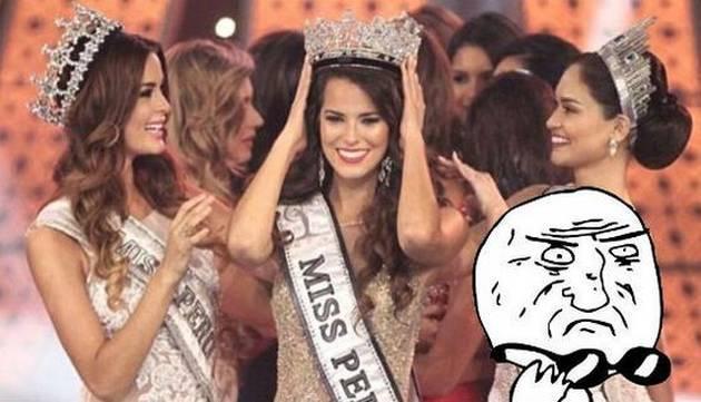 ¡Increíble! Así luce la Miss Perú sin maquillaje