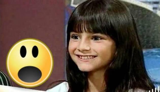 ¿Recuerdas a Rocío de 'Travesuras del corazón'? Así luce en la actualidad