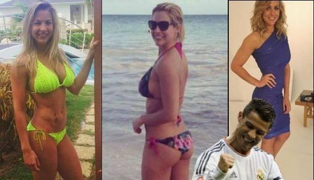 ¡Uyuyuy! Modelo británica contó detalles íntimos de cita con Cristiano Ronaldo