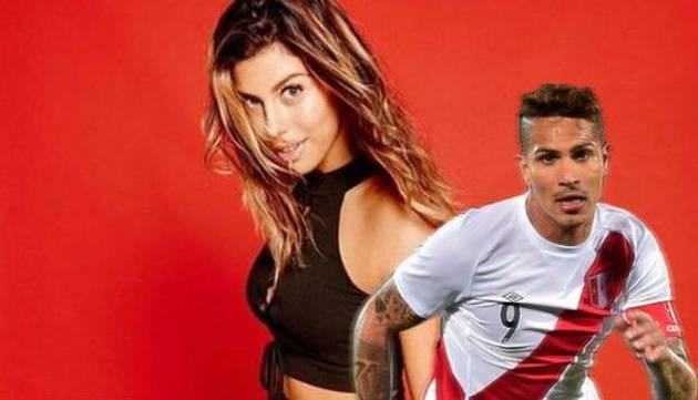 Mientras Paolo Guerrero juega la 'Copa América', Alondra García se divierte en México con...