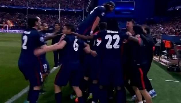 ¡El Barcelona no pudo con los guerreros del 'Cholo'!
