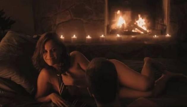 ¡Mira el desnudo de Mónica Sánchez en 'El candidato!