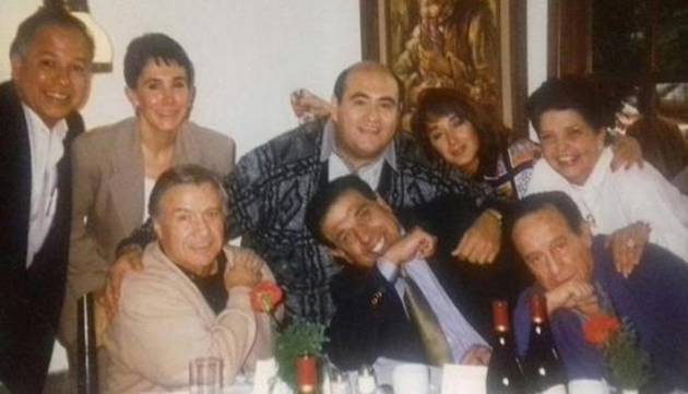 ¡La 'Chilindrina' compartió fotos inéditas junto al elenco del 'Chavo del 8'!
