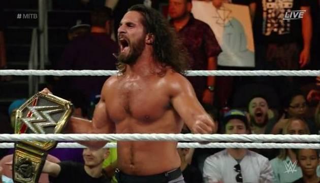 ¡Dean Ambrose le malogró la fiesta a Seth Rollins en el 'Money in the bank 2016' de la WWE!