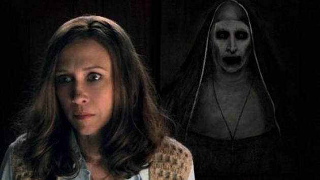 ¡Asuuu! Así luce sin maquillaje la monja de 'El conjuro 2' [FOTOS]