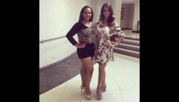 ¡Candidata de 'talla grande' luce irreconocible a pocos días del Miss Perú!