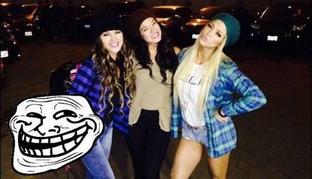 ¡Así lucen Sheyla, Angie y Jazmín sin maquillaje!