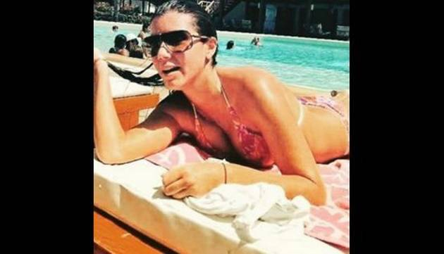 Las mejores fotos en bikini de Alexandra Horler