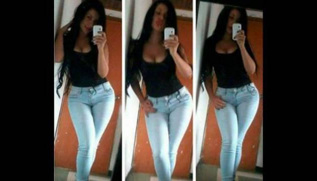 ¡Colombiana que humilló a ladrón ahora es aclamada por sus sensuales fotos!