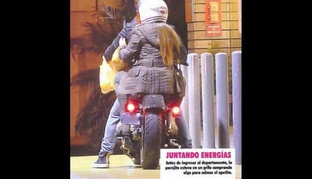 ¡Alessandra Fuller y Pablo Heredia fueron captados entrando a...!