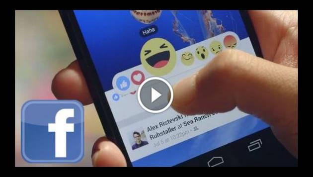 Facebook: Lanzan nuevos botones para expresar más emociones