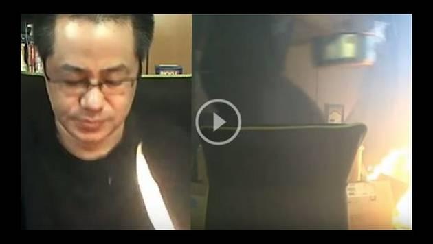 Youtuber provoca un incendio durante streaming de Minecraft