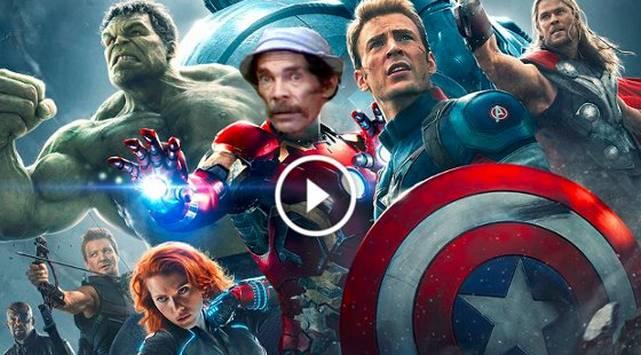 'Don Ramón' hizo la voz de 'Iron Man' en este video