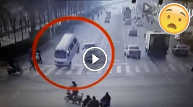 ¡Increíble! Autos levitaron en China y video registra el extraño incidente