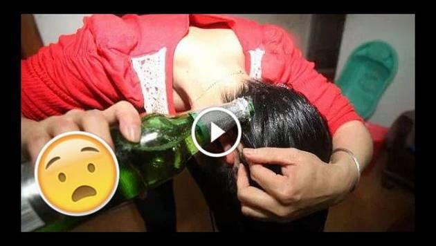 ¿Qué pasa si te lavas el cabello con cerveza? Descúbrelo aquí