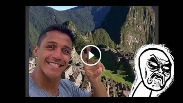 Chileno se burla de la derrota peruana con este viral