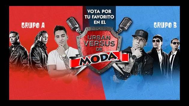 Participa en el Urban Versus de Radio Moda