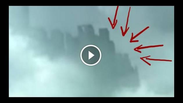 Aparece ciudad fantasma que aterroriza a los chinos
