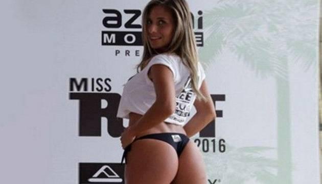 Sexy abuelita quiere convertirse en la próxima 'Miss Colita'