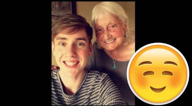 Esta abuelita dio una lección de buenos modales en Internet
