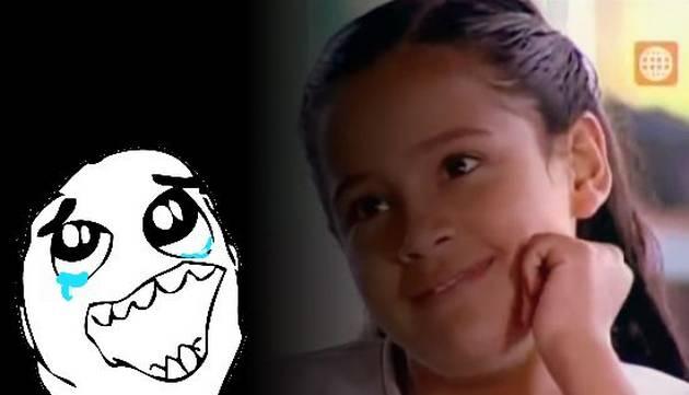 ¿Recuerdas a 'Adrianita' de 'Así es la vida'? Mira cómo luce ahora