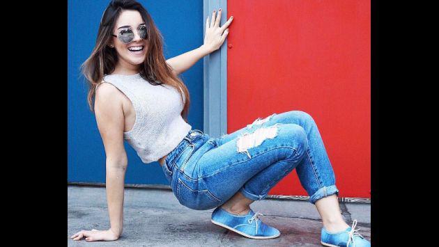 ¿Alessandra Fuller está subida de peso? Estas fotos dicen lo contrario