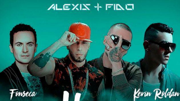 ¡Se viene el remix de 'Una en un millón' con Kevin Roldán y Fonseca!