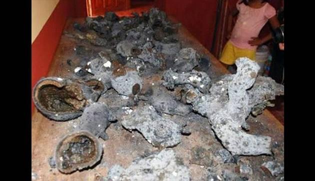 ¿Era un alien supuesto meteorito de Yucatán, México? [Fotos]