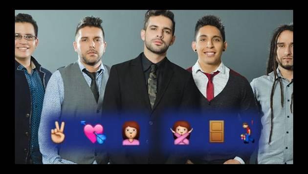 Alkilados prepara videoclip hecho con emoticons de Whatsapp
