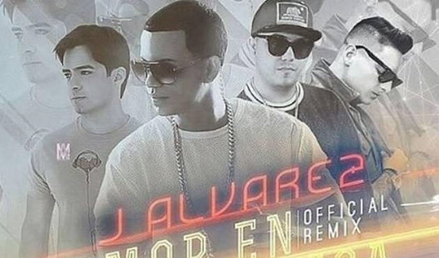 """""""Amor en práctica"""" estrenará remix con Maluma, Jory y Ken-Y"""
