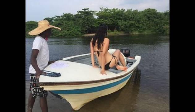 ¡Angie Cepeda enamora con estas fotos en bikini!