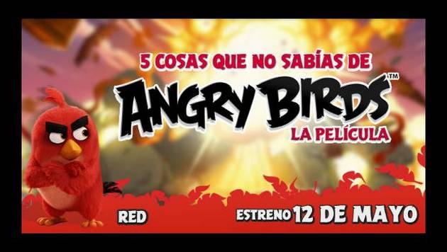 5 datazos que no sabías de 'Angry Birds'