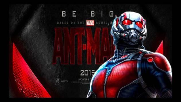 Gana entradas dobles para película Ant-Man