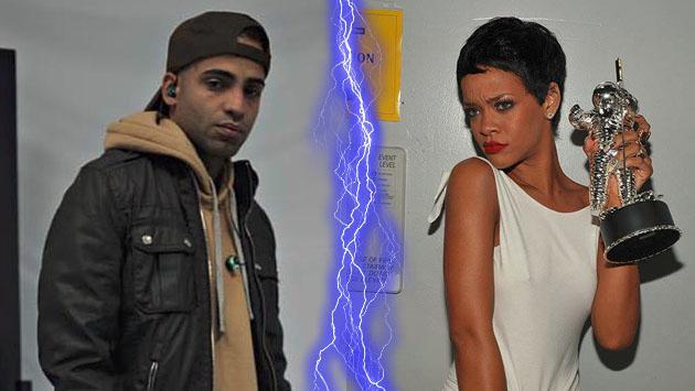 El comentario de Arcángel en Facebook que incluyó a Rihanna y generó polémica