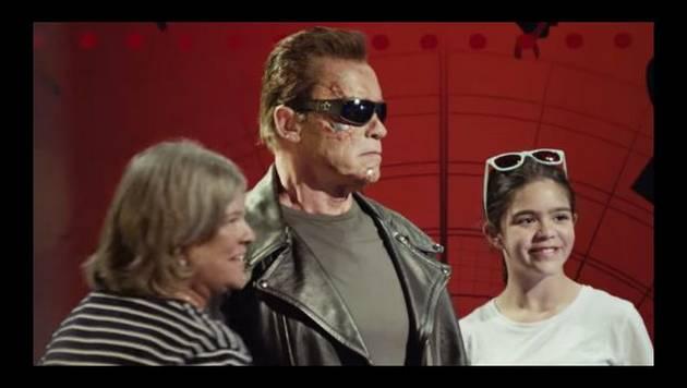 Broma de Terminator Génesis se hace viral