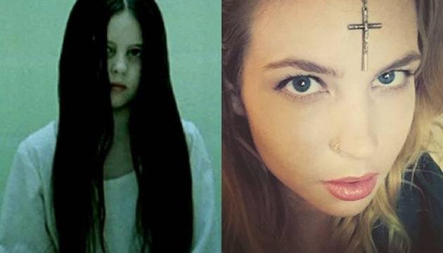 Checa cómo se ve 'Samara' de 'El Aro' 13 años después