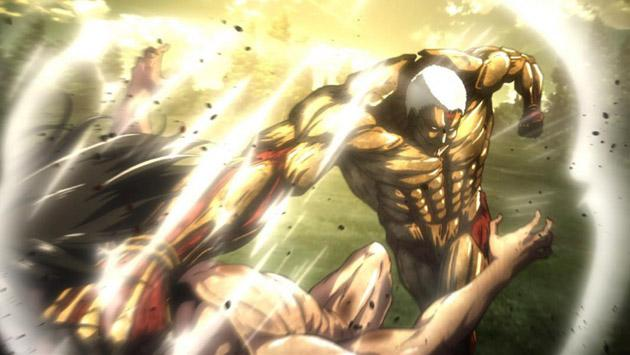 Así es como mantienen guardadas las imágenes de la temporada 2 de 'Shingeki no Kyojin'