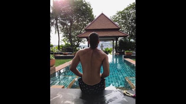 Así transcurren las vacaciones de Prince Royce en Bangkok [FOTOS]