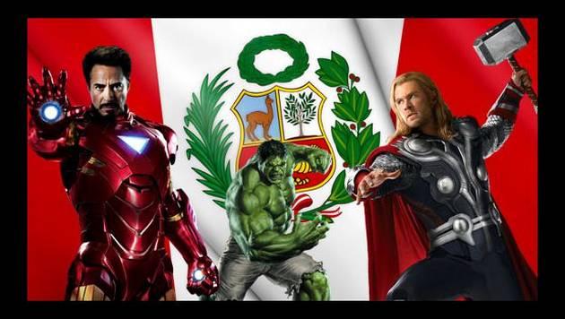 ¿Cuántos peruanos se llaman Thor, Hulk y Tony Stark?