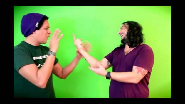 """¡El bananero """"secuestra"""" What da faq show y el resultado es increíble!"""