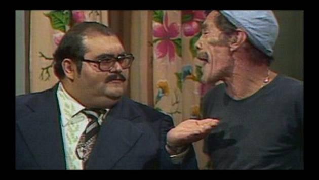 ¡Édgar Vivar volvió a interpretar al 'Señor Barriga'! Mira el video
