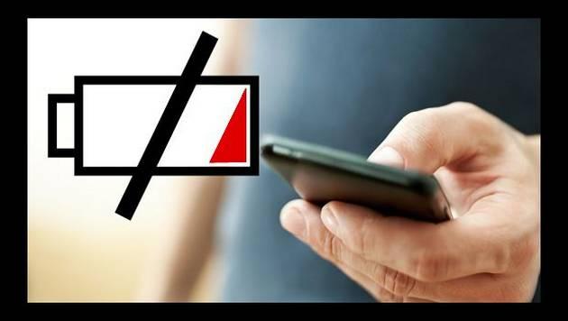 Mitos para que tu batería de celular dure más
