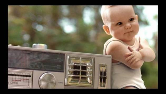 YouTube: bebé reggaetonero está entre lo más visto en Perú