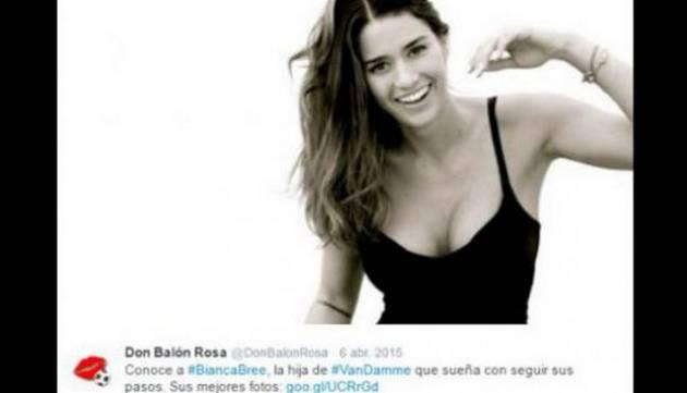 Ella es Bianca Bree, la hija de Jean Claude Van Damme ¡Mira todo lo que sabe hacer!