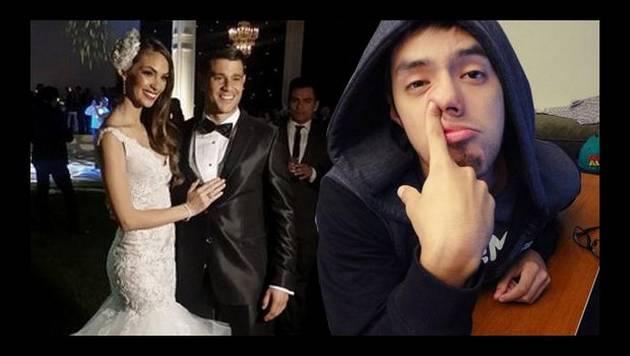 Youtuber Bruno Acme arremete contra