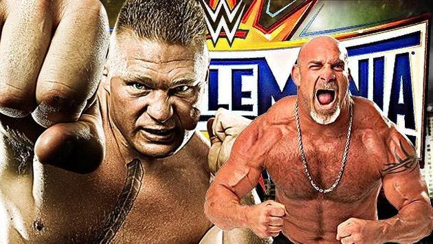 Brock Lesnar sería el más beneficiado con la pelea contra Goldberg y aquí te decimos por qué