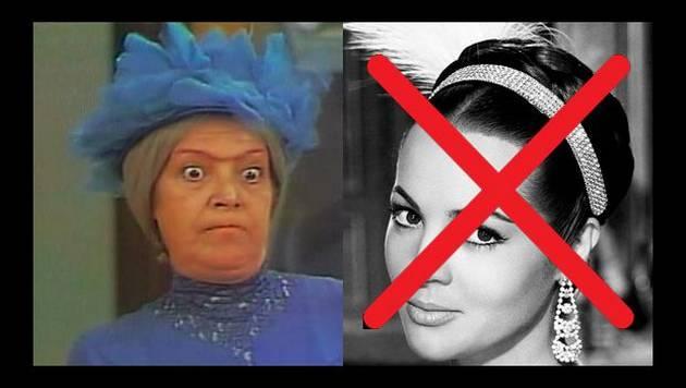 No te dejes engañar: ¡Ella no es la Bruja del 71 de joven!