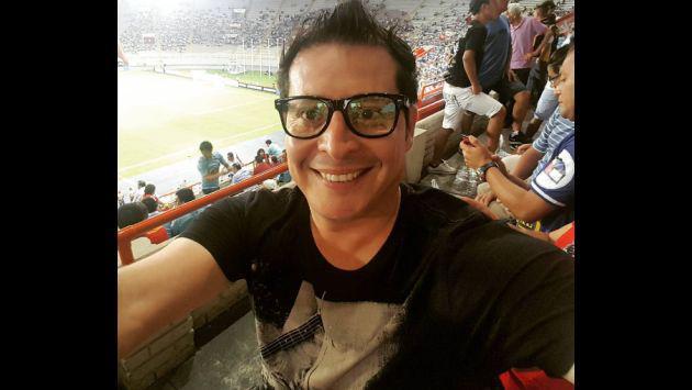 ¡Carloncho vivió con todo la victoria de Perú ante Uruguay!
