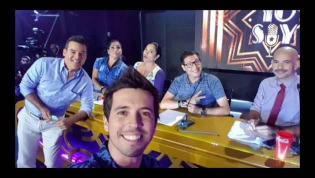 ¿'Carloncho' será presentado hoy como miembro del jurado de 'Yo Soy'?
