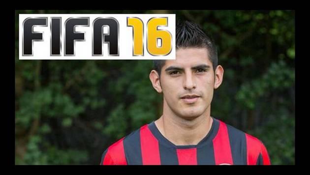 Vota para que Zambrano aparezca en portada de FIFA 16